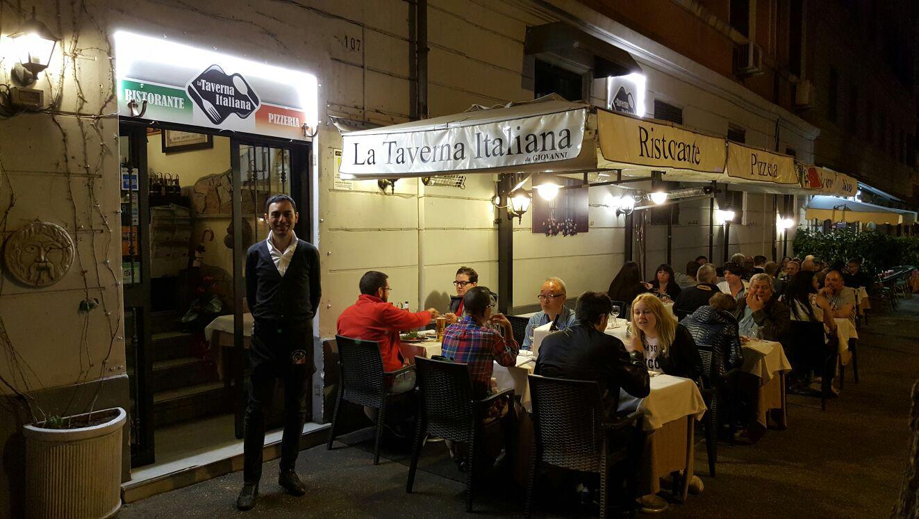 Restaurantes baratos en Roma
