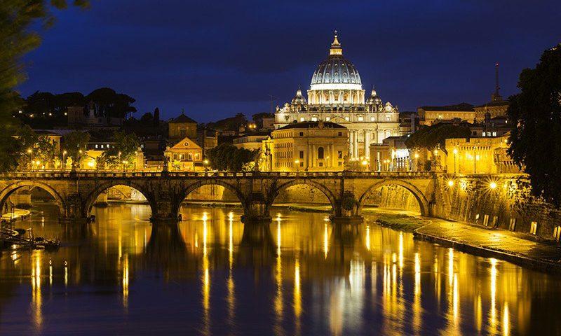 blog turístico - Trip in Rome